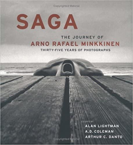 """Foto Book #9 το """"Saga: The Journey of Arno Rafael Minkkinen"""""""