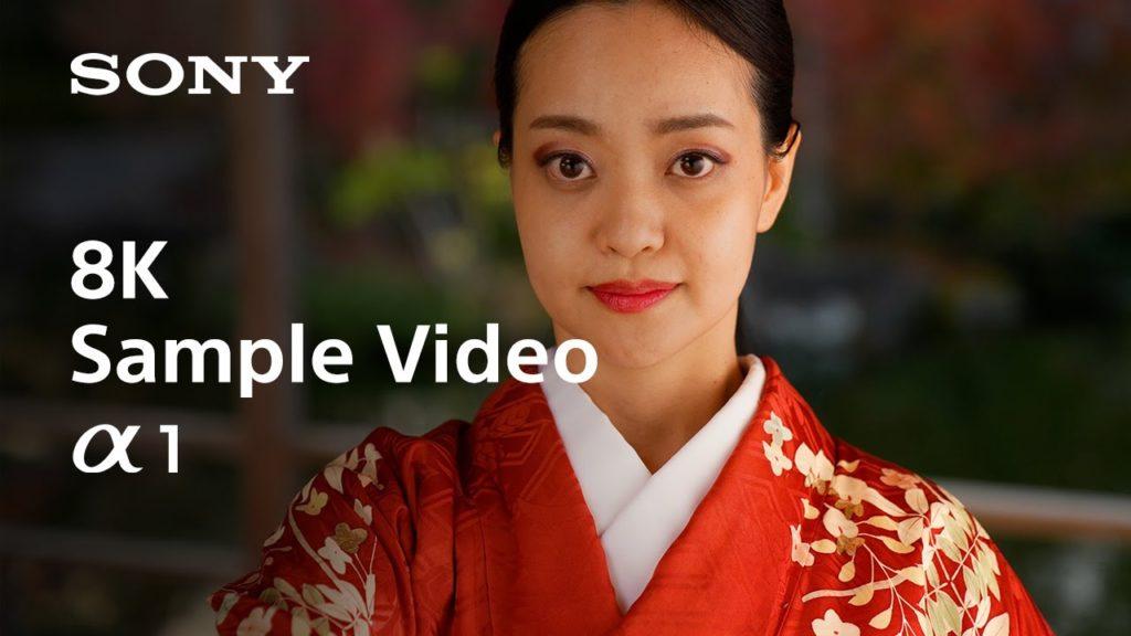 Sony a1: Δείτε το 8Κ βίντεο και το 4Κ slow motion που καταγράφει [bonus το βίντεο με S-Cinetone]!