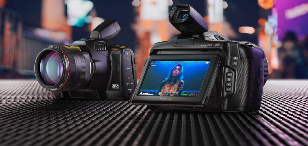 Νέα Blackmagic Design Pocket Cinema Camera 6K Pro!