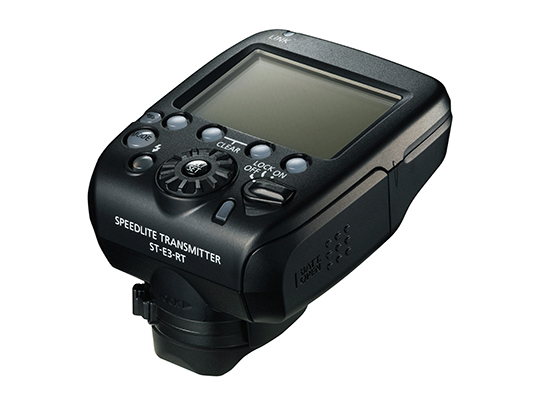 Ανακοινώθηκε η δεύτερη έκδοση του Canon Speedlite Transmitter ST-E3-RT με βελτιώσεις!