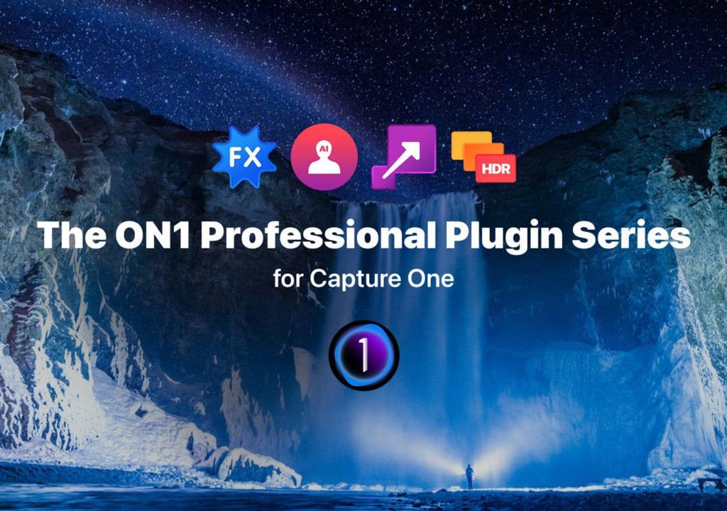 Τα ON1 Professional Plugin Series είναι διαθέσιμα και για το Capture One!