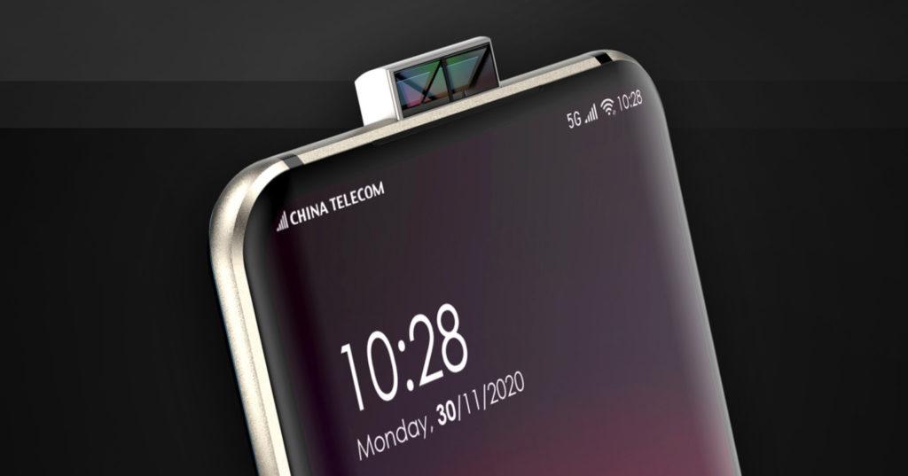 Oppo: Σχεδιάζει smartphone με pop up κάμερα, με ειδικό σύστημα καθρεπτών!