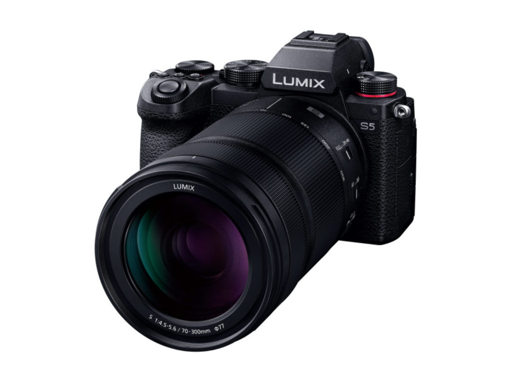 Panasonic Lumix S 70-300mm