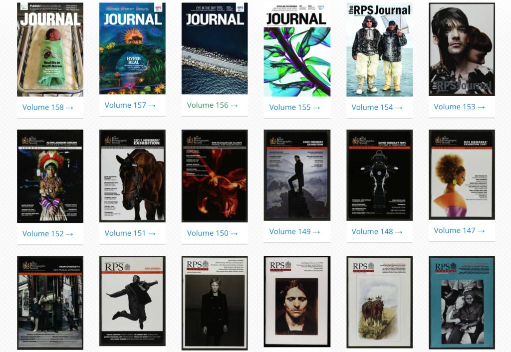 Royal Photographic Society: Διαθέτει δωρεάν και online τα τεύχη του περιοδικού της από το 1853 ως το 2018!
