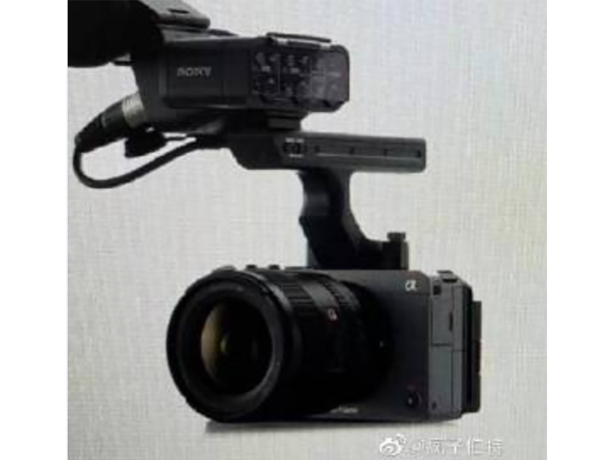 Διέρρευσε νέα εικόνα και η τιμή της Sony FX3. Δεν θα έχει 8K βίντεο;