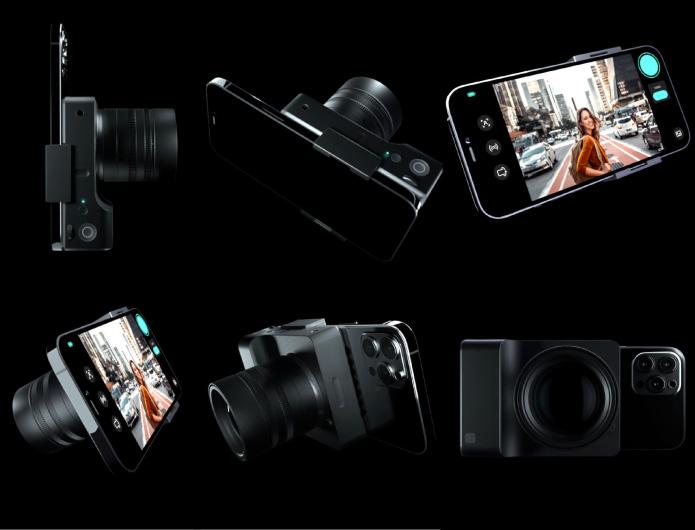 Νέα AI κάμερα που αλλάζει φακούς και έχει τιμή από 628 ευρώ!