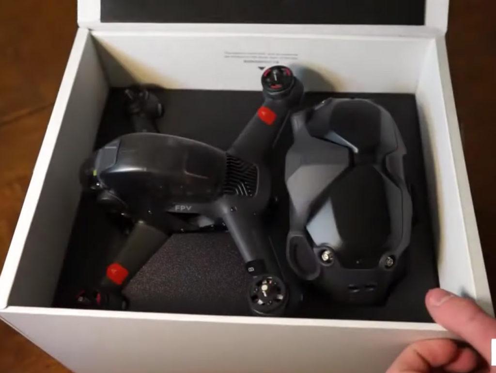 DJI FPV drone: Διέρρευσε hands on βίντεο!