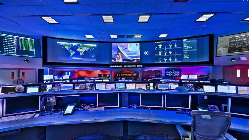 Δείτε τι έγινε στην αίθουσα ελέγχου της αποστολής του Perseverance Rover, μέσω 4K βίντεο 360 μοιρών!