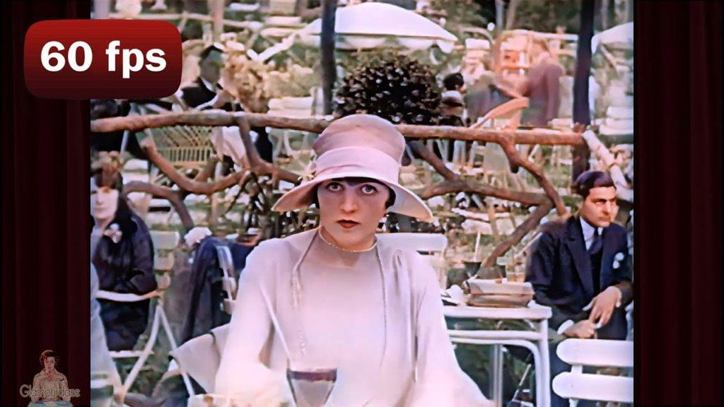 Μία βόλτα στο Παρίσι και το Βερολίνο του 1927 μέσα από έγχρωμα βίντεο σε ανάλυση 4K 60fps!