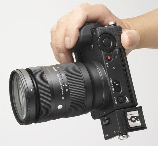 SIGMA 28-70mm F2.8 DG DN:  Διέρρευσαν τα χαρακτηριστικά, η ανακοίνωση σήμερα!