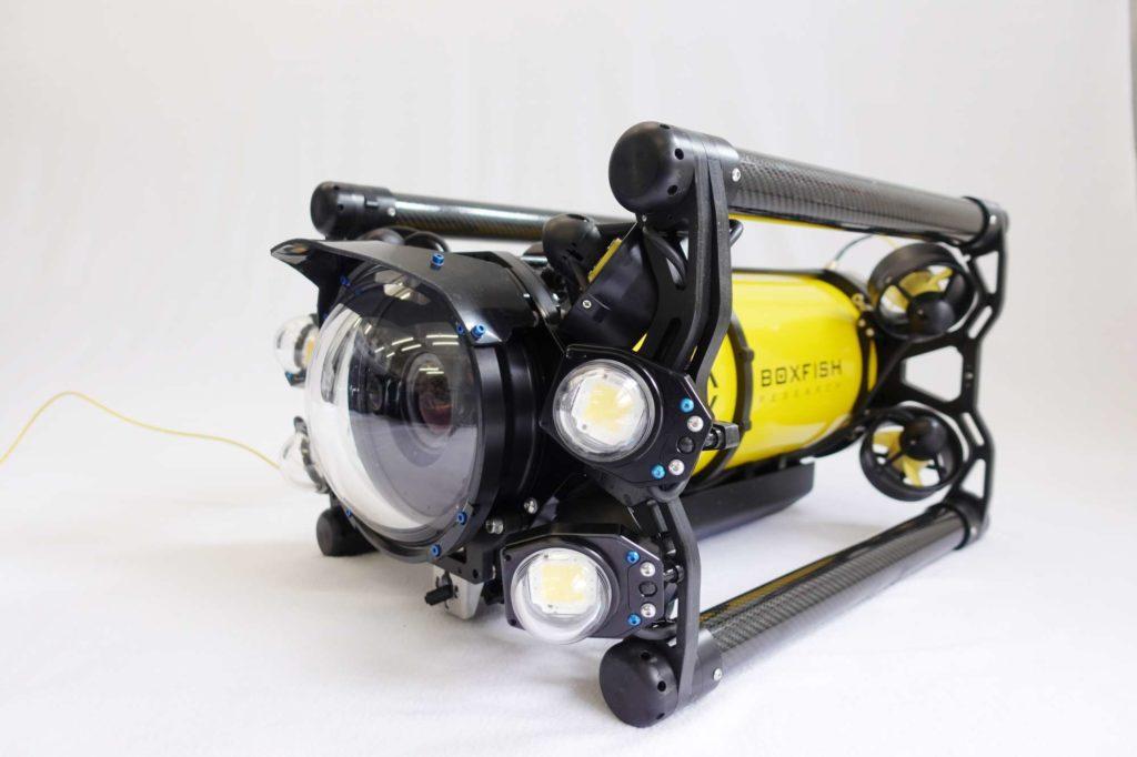 Boxfish Luna: Υποβρύχιο βίντεο, το οποίο δέχεται Sony κάμερες και καταδύεται μέχρι τα 1.000 μέτρα!