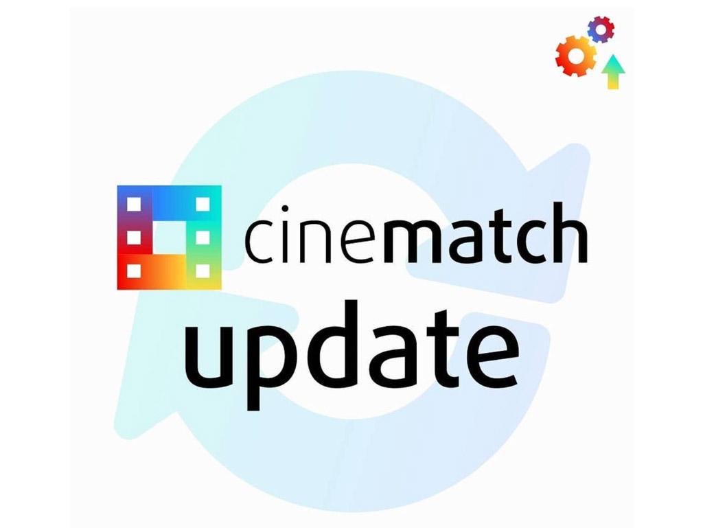 CineMatch: Αναβάθμιση για το λογισμικό για να ταιριάζεις λήψεις από διαφορετικές κάμερες στο μοντάζ!