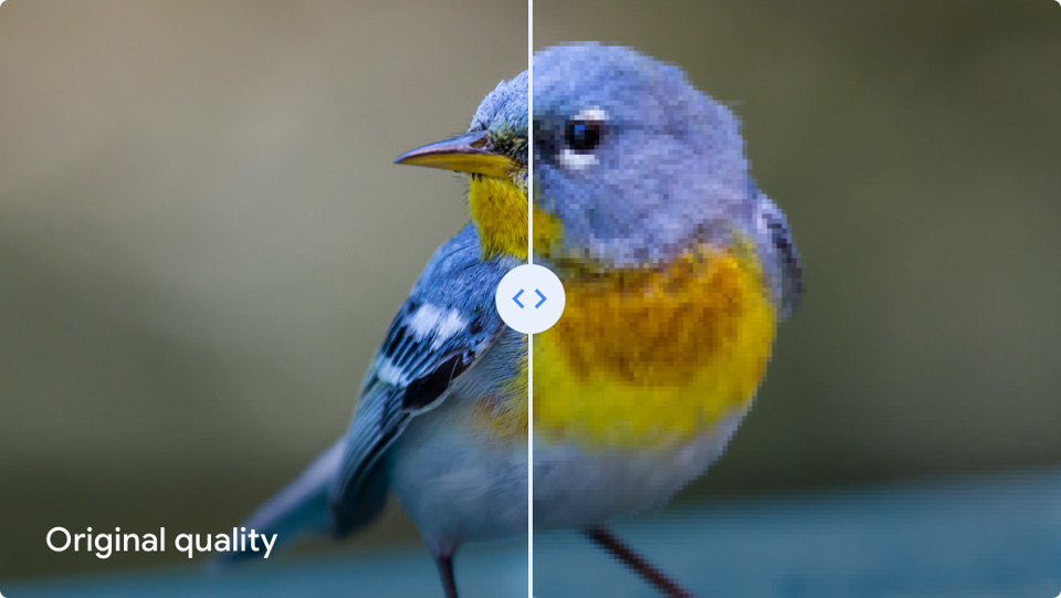 Google Photos: Αλλάξτε την επιλογή upload των εικόνων σας στην original ανάλυση!