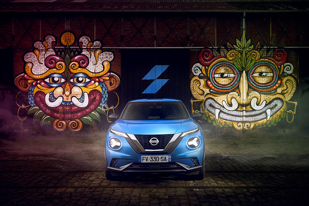 Nissan JUKE: Challenge για 10 φωτογράφους!