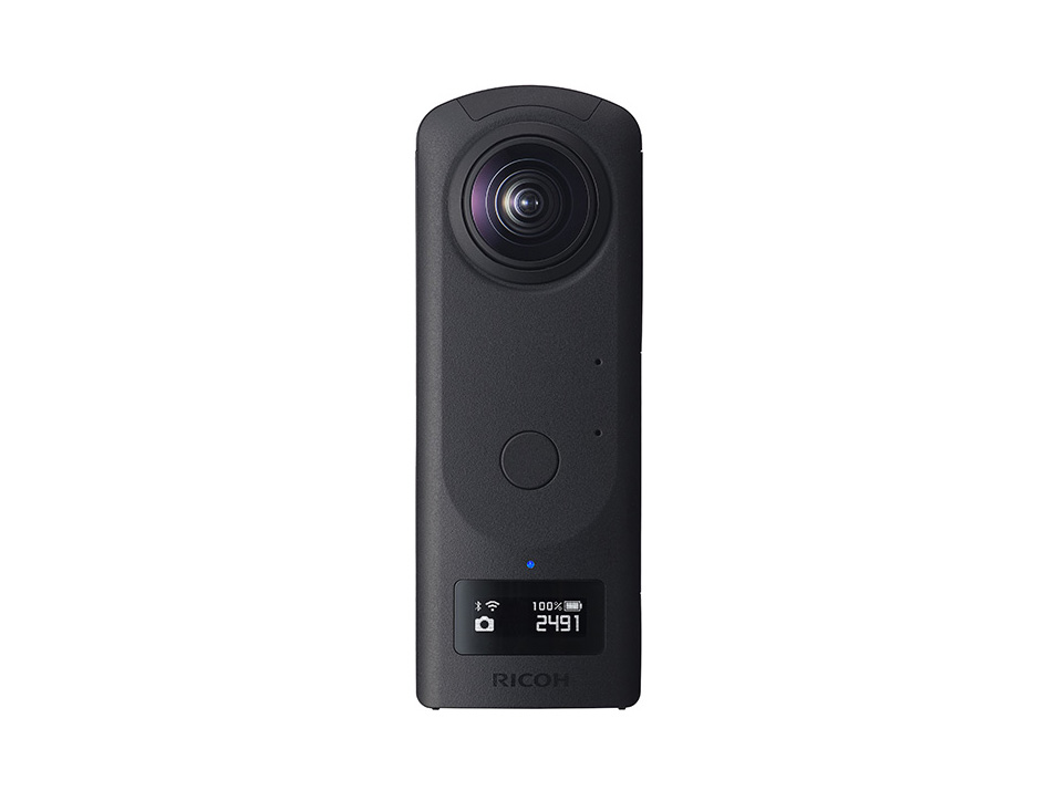 Ricoh Theta Z1 51GB: Νέα κάμερα για λήψη εικόνων και βίντεο 360 μοιρών!