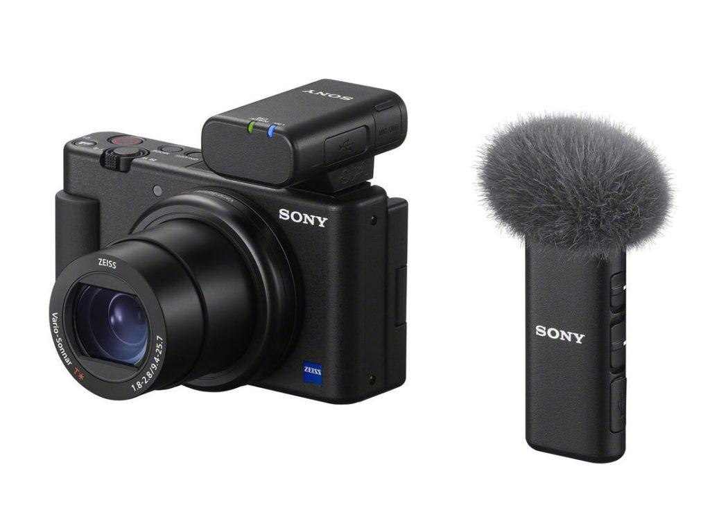 Αυτό είναι το νέο ασύρματο μικρόφωνο της Sony, δείτε πότε ανακοινώνεται!