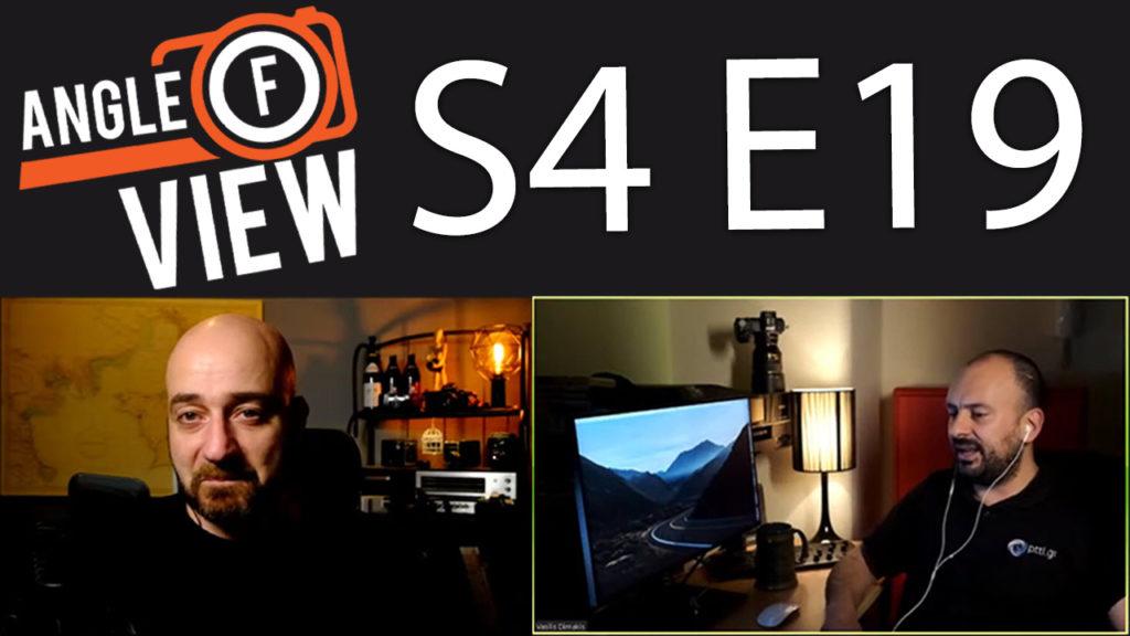 AOV S4 E19: Διαθέσιμη η εβδομαδιαία φωτογραφική YouTube/Facebook εκπομπή και Podcast!