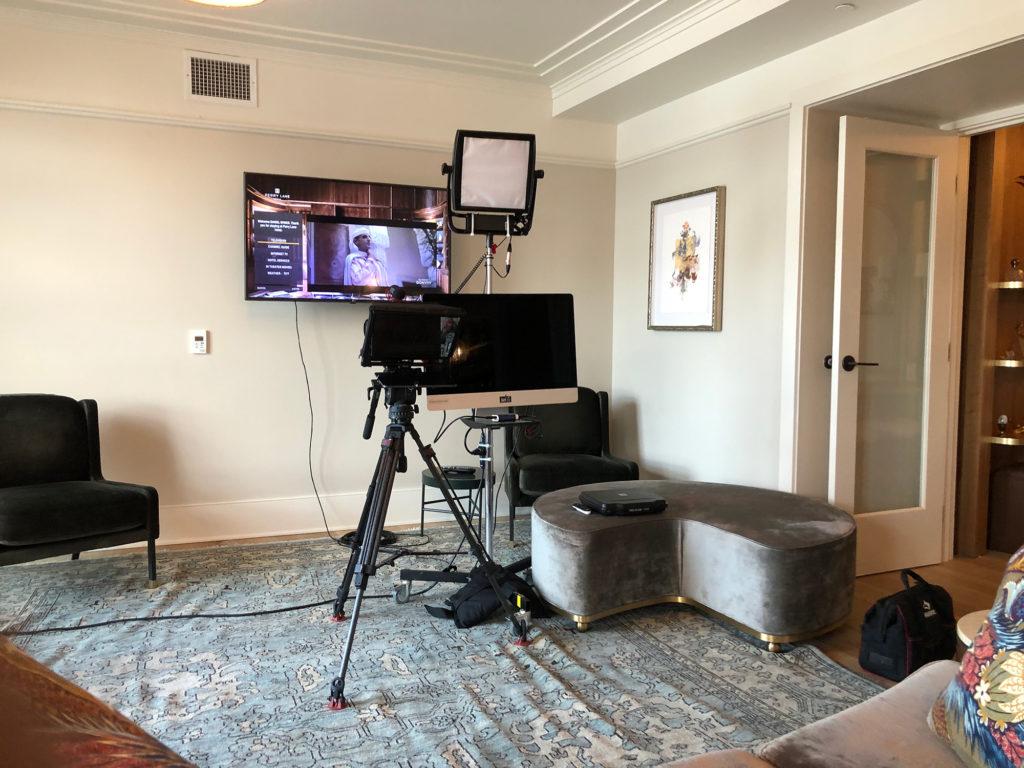 Golden Globes: Στάλθηκαν στους αστέρες κιτ με DSLR κάμερες για την online σύνδεση τους στην απονομή!