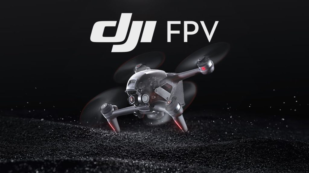 DJI FPV: Το απόλυτο FPV drone με 4K 60p και φακό 150°, νέο DJI Motion Controller και τιμή 1.399 ευρώ!