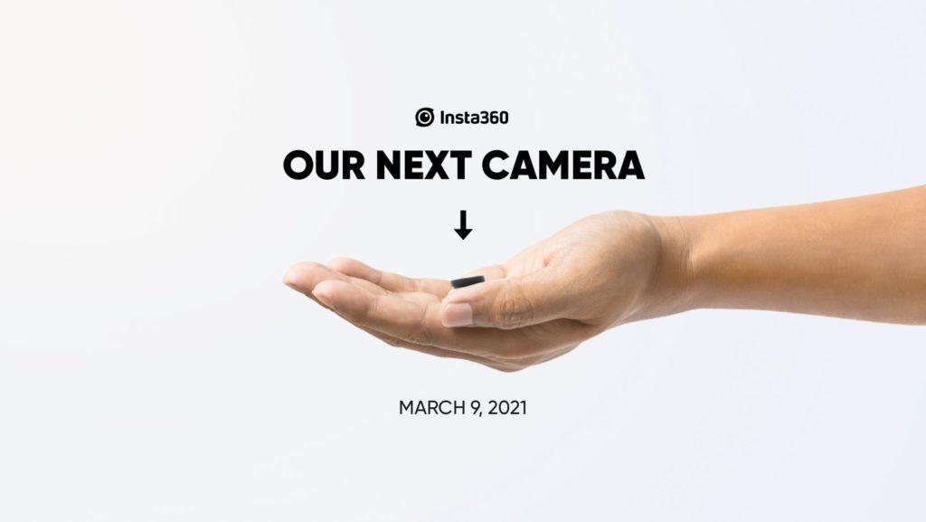 Insta360: Teaserάρει νέα μικροσκοπική κάμερα [βίντεο]!