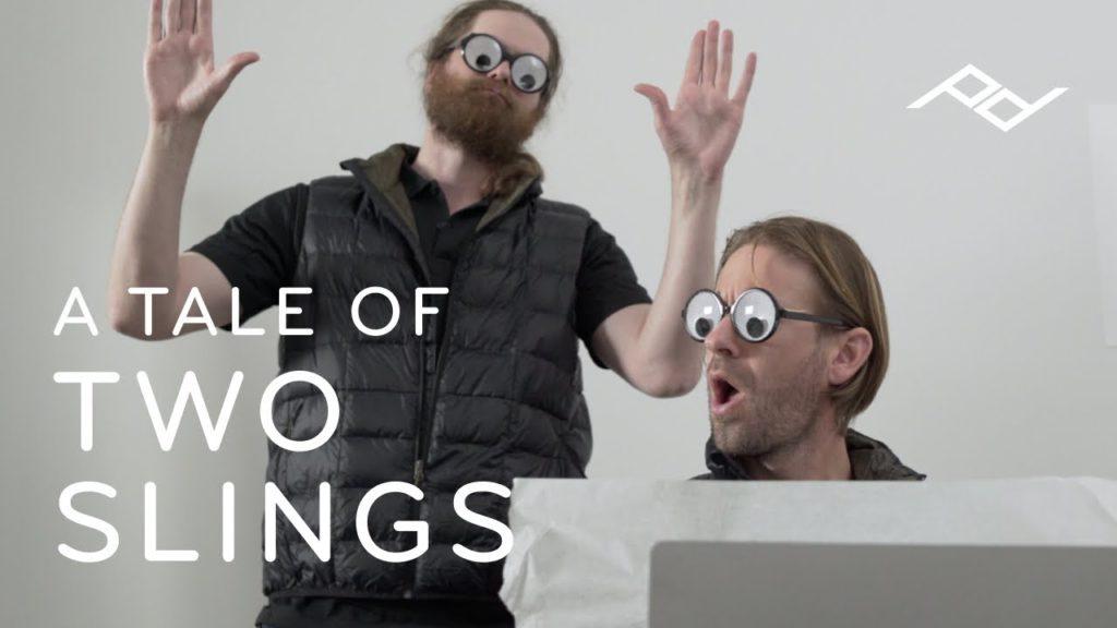 Peek Design: Ρεζιλεύει την Amazon γιατί αντέγραψε την Everyday Sling!