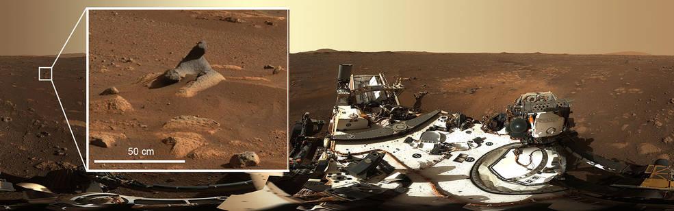 Perseverance Rover: Αυτή είναι η πρώτη εικόνα 360 μοιρών από τον Άρη και την Mastcam-Z!