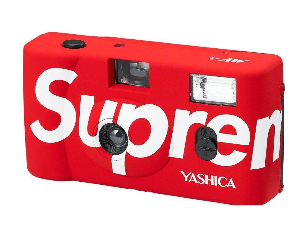 Supreme Yashica: Νέα compact κάμερα με φιλμ, αλλά μην ψηθείς!