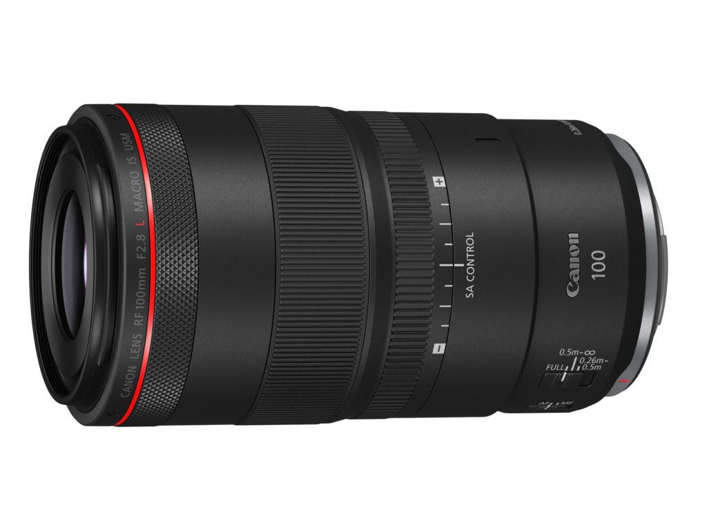 Canon RF 100mm F2.8L MACRO IS USM: O κλασσικός μάκρο τηλεφακός για mirrorless κάμερες φέρνει τη νέα λειτουργία SA!