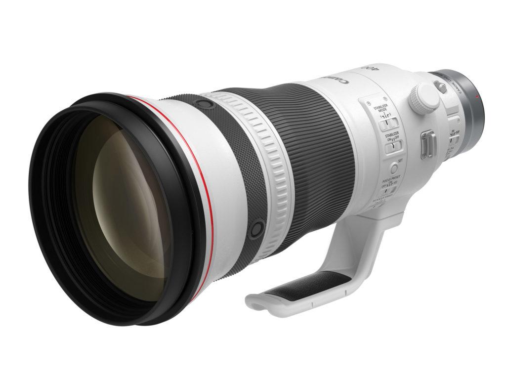 Νέοι prime υπερτηλεφακοί Canon RF 400mm F2.8L IS USM και Canon RF 600mm F4L IS USM!