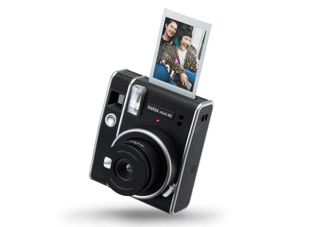 "Fujifilm Instax Mini 40 και νέο mini-format film ""CONTACT SHEET"""