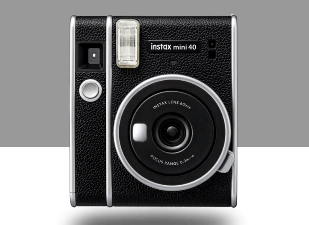 Fujifilm instax mini 40: Διέρρευσαν τα πάντα ανακοινώνεται στις 7 Απριλίου! [Αποκλειστικό]