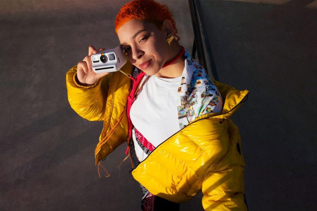 Polaroid Go: Αυτή είναι η πιο μικρή instant κάμερα με φιλμ στον κόσμο!
