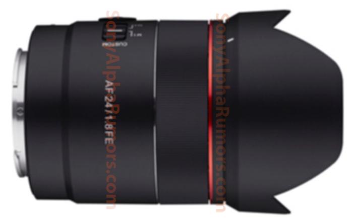 Samyang 24mm f/1.8: Αυτός είναι ο ένας από τους δύο φακούς για αστροφωτογραφία που θα ανακοινωθούν!