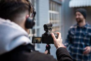 Sennheiser: Νέο shotgun μικρόφωνο και νέο μικρόφωνο πέτου, για κάμερες και smartphones!