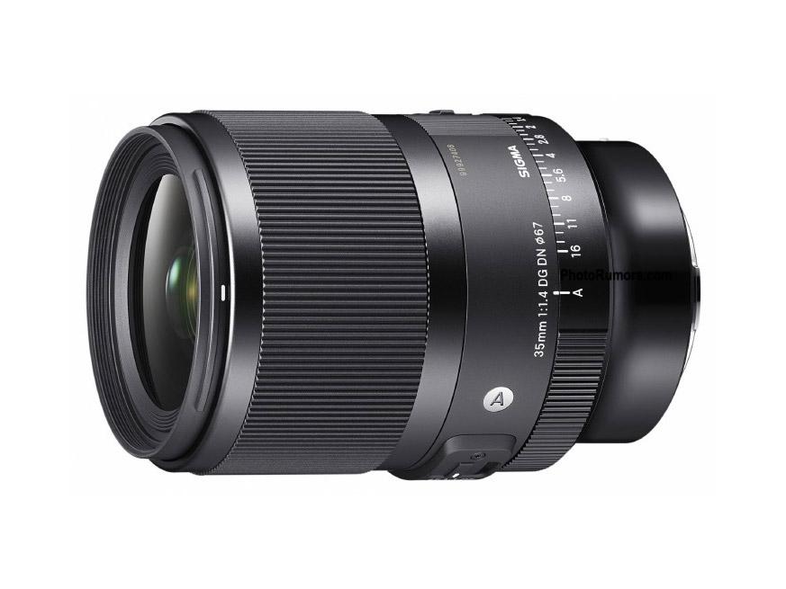 SIGMA 35mm f/1.4 DG DN | Art: Ανακοινώνεται στις 27 Απριλίου, δείτε φωτογραφίες, χαρακτηριστικά και τιμή!