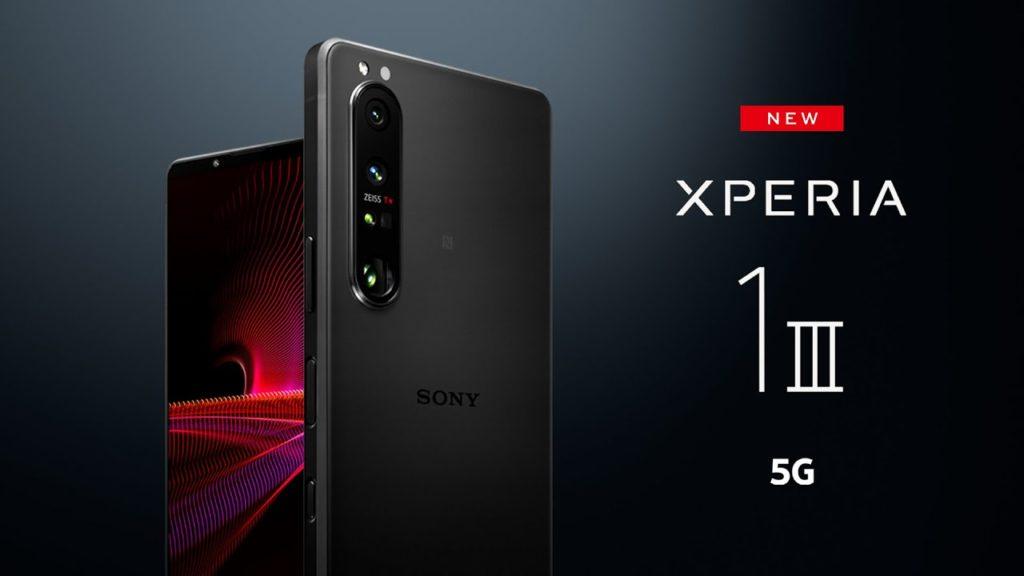 Sony Xperia 1 III και Sony Xperia 5 III: Δύο νέα smartphones με τεχνολογίες από τις Sony a κάμερες!