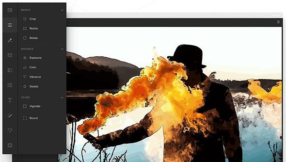 Colorcinch: Δωρεάν,  πανίσχυρο λογισμικό επεξεργασίας φωτογραφιών, στο browser σου!