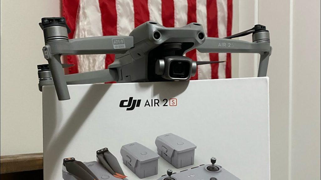 Drones: Περισσότερα για τα χαρακτηριστικά του DJI Air 2S, έχουμε το πρώτο unboxing βίντεο του!