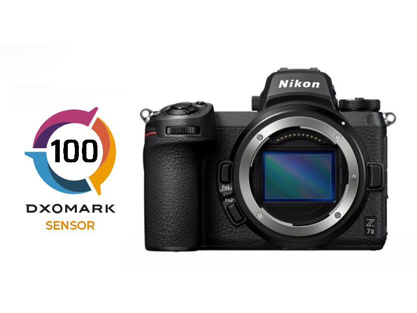 DxOMark: H Nikon Z 7II είναι η κορυφαία mirrorless της Nikon και έχει την ίδια βαθμολογία με τον ανταγωνισμό!