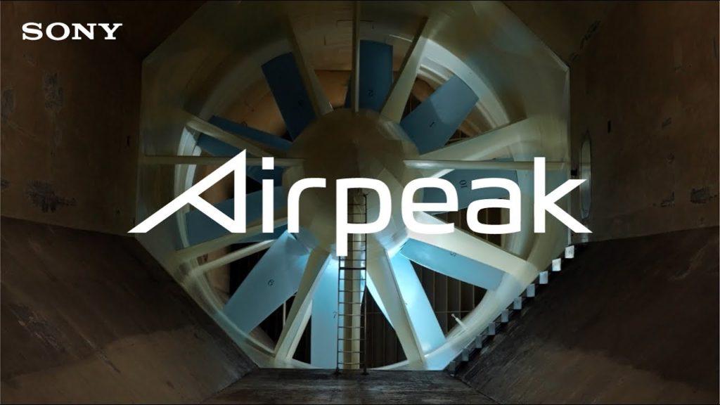 Airpeak: To drone της Sony  δεν καταλαβαίνει τίποτα σε ισχυρούς ανέμους [βίντεο]!