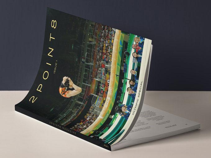 2POINT8: Νέο περιοδικό αποκλειστικά για την φωτογράφιση αθλημάτων!