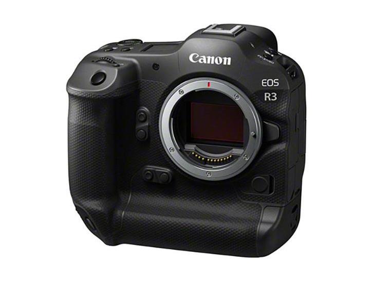 H Canon EOS R3 δεν είναι η ναυαρχίδα; Θα δούμε και την Canon EOS R1;
