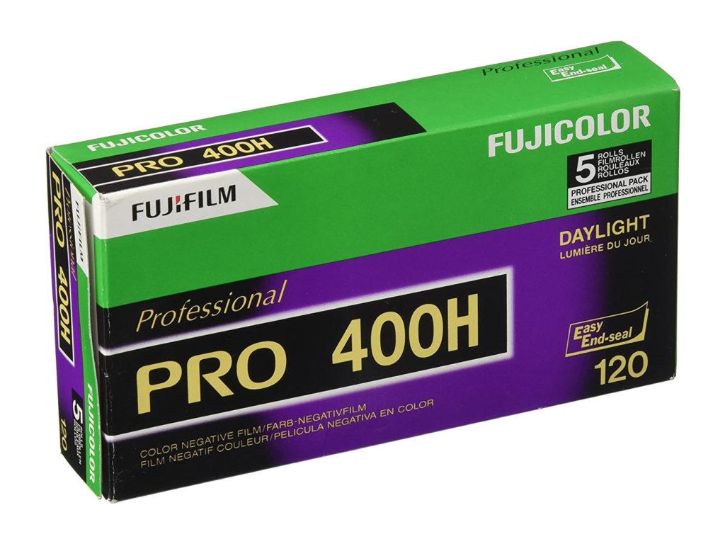 H Fujifilm καταργεί πιο γρήγορα το Fujicolor PRO400H στο 120 φορμά