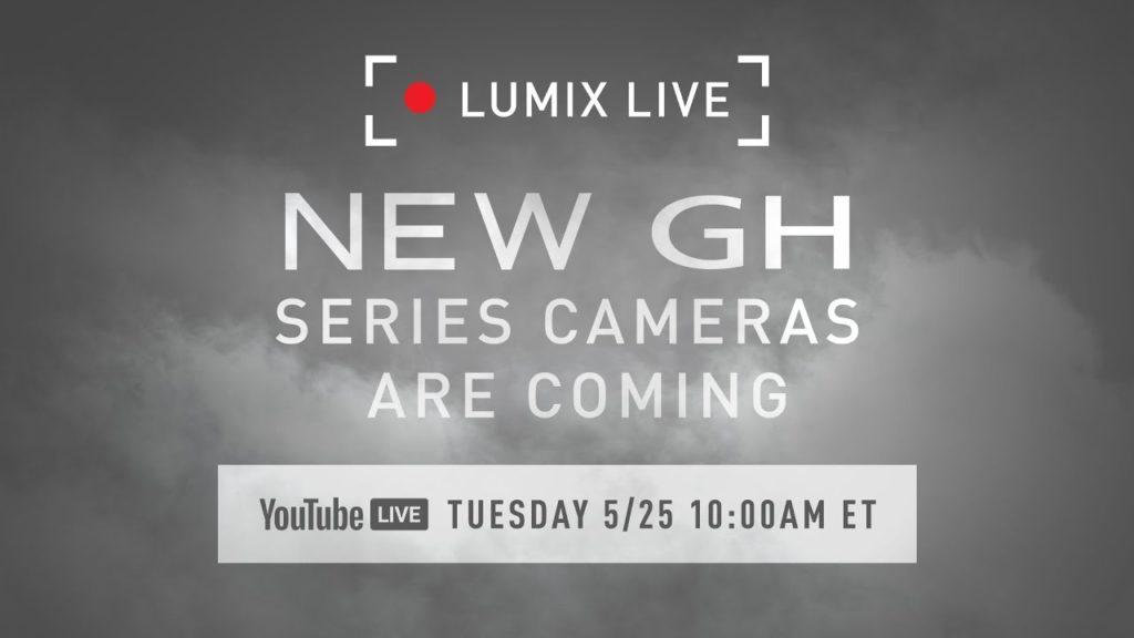 Στις 25 Μαΐου η Panasonic ανακοινώνει τις νέες κάμερες GH5 Mark II και GH6, διαρροή φωτογραφίας!