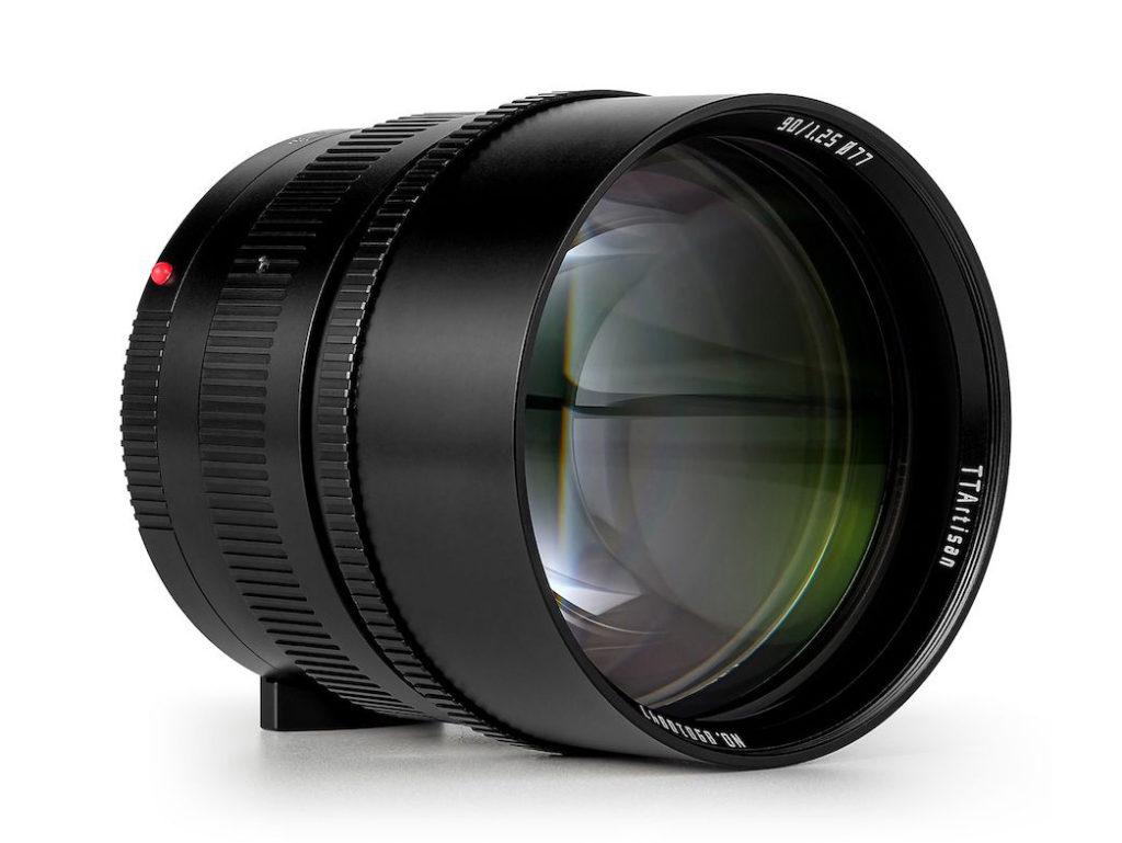 TTArtisan M 90mm f/1.25: Ανακοινώθηκε για Leica με M mount!