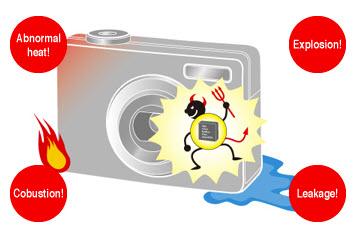 Fujifilm: Ανακοίνωση σχετικά με πλαστές μπαταρίες ιόντων λιθίου για τις Fujifilm X και Finepix κάμερες