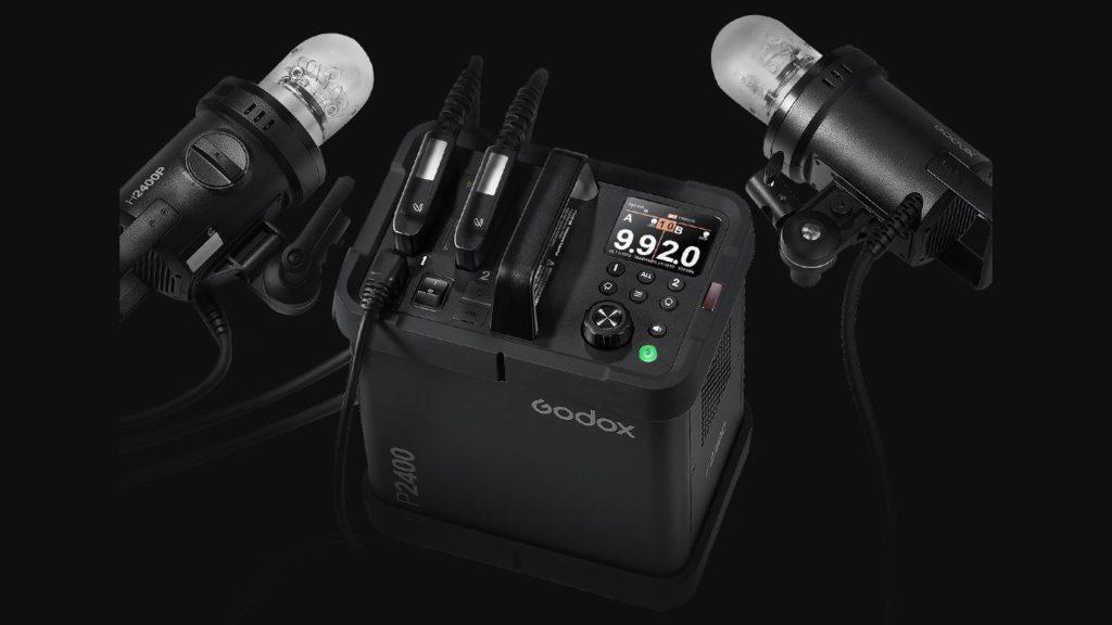Godox P2400: Νέο σύστημα flash pack για φωτογραφικά στούντιο!