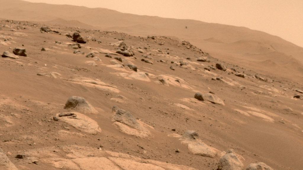 Ingenuity Mars Helicopter: Επιτυχής η 4η πτήση και η κάλυψη διαδρομής 266 μέτρων, νέες φωτογραφίες!