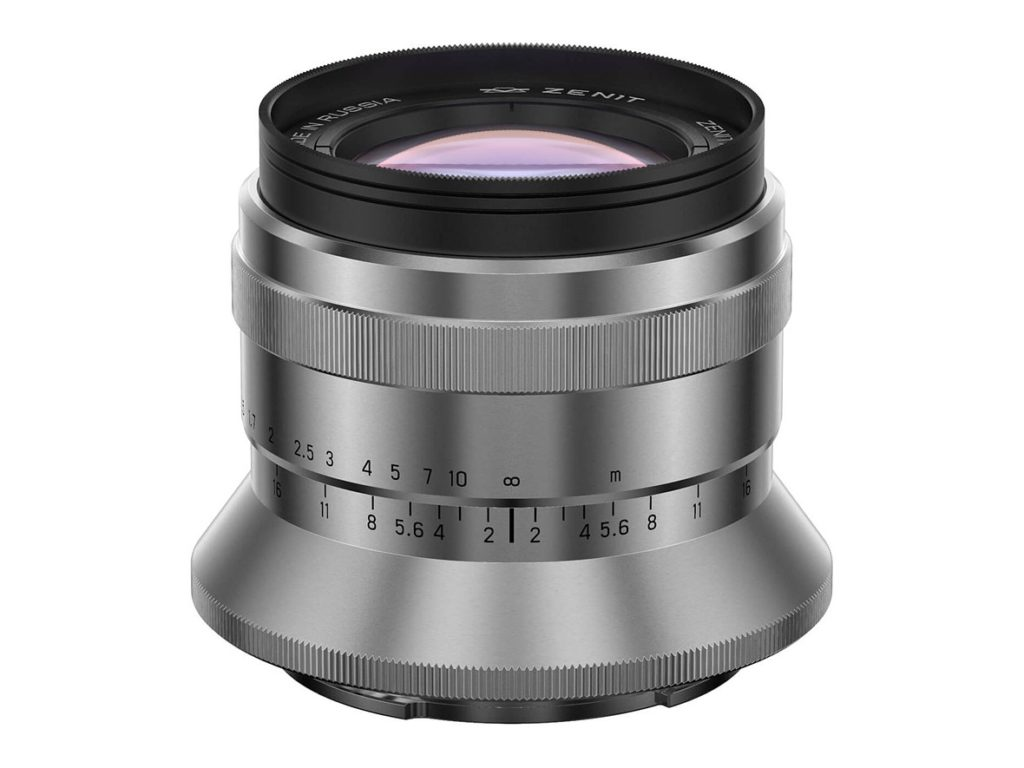 Τέσσερις νέοι φακοί Zenitar για Canon, Nikon και Sony!