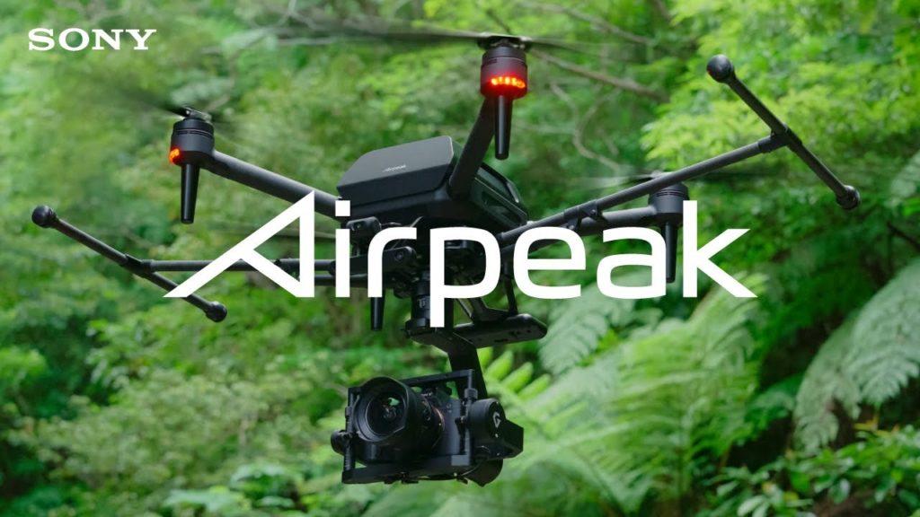 Sony Airpeak: Νέο 4Κ βίντεο δείχνει τις δυνατότητες του επερχόμενου drone!